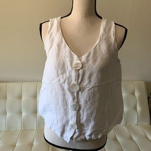 MNG casual tank top